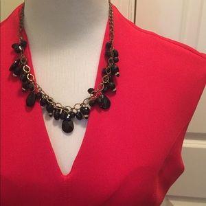 Spense red scuba dress